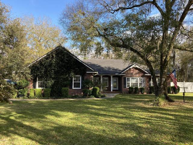 371283 Kings Ferry Rd, Hilliard, FL 32046 (MLS #1039031) :: Noah Bailey Group