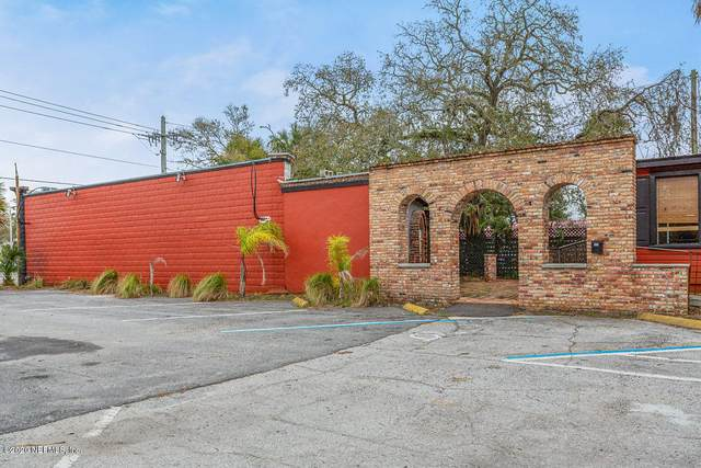 172 San Marco Ave, St Augustine, FL 32084 (MLS #1039045) :: The DJ & Lindsey Team