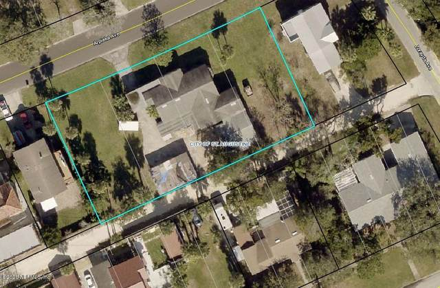 107 Arpieka Ave + 2 LOTS, St Augustine, FL 32080 (MLS #1039052) :: The Every Corner Team | RE/MAX Watermarke