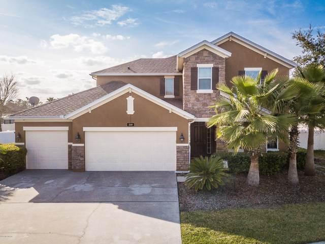 210 S Field Crest Dr, St Augustine, FL 32092 (MLS #1039075) :: Berkshire Hathaway HomeServices Chaplin Williams Realty