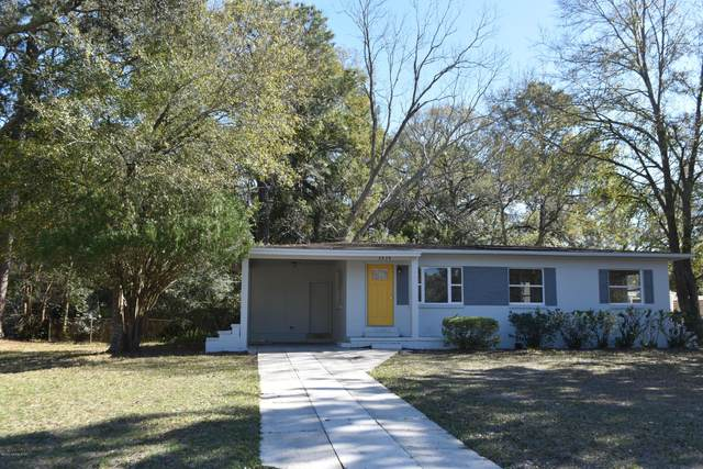 2838 Begonia Rd, Jacksonville, FL 32209 (MLS #1039084) :: Memory Hopkins Real Estate