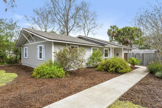 529 Holly Dr, Jacksonville Beach, FL 32250 (MLS #1039105) :: Noah Bailey Group