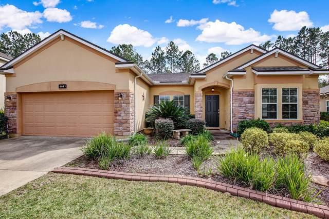 4643 Camp Creek Ln, Orange Park, FL 32065 (MLS #1039210) :: The Hanley Home Team