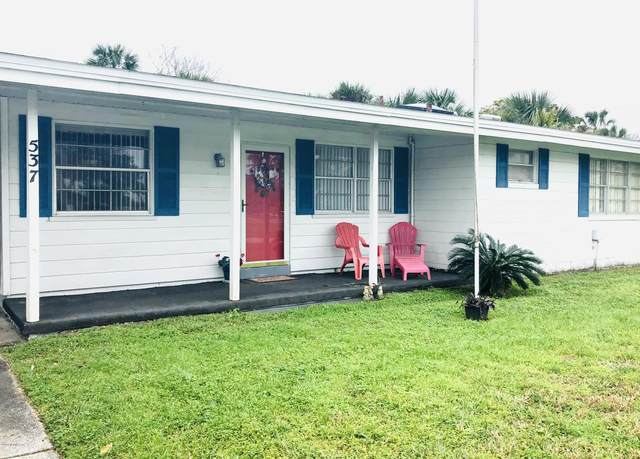 537 Florida Blvd, Neptune Beach, FL 32266 (MLS #1039221) :: Memory Hopkins Real Estate