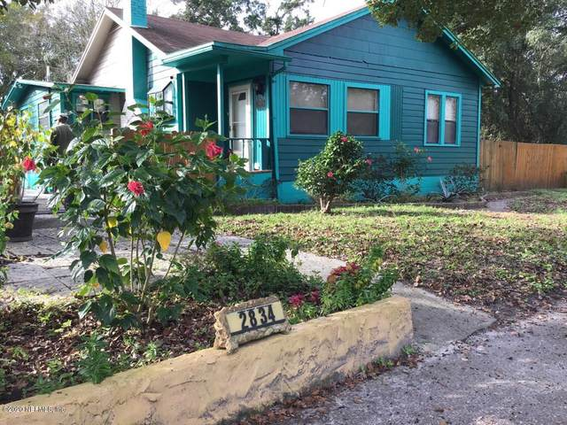2834 Phyllis St, Jacksonville, FL 32205 (MLS #1039227) :: The Every Corner Team   RE/MAX Watermarke