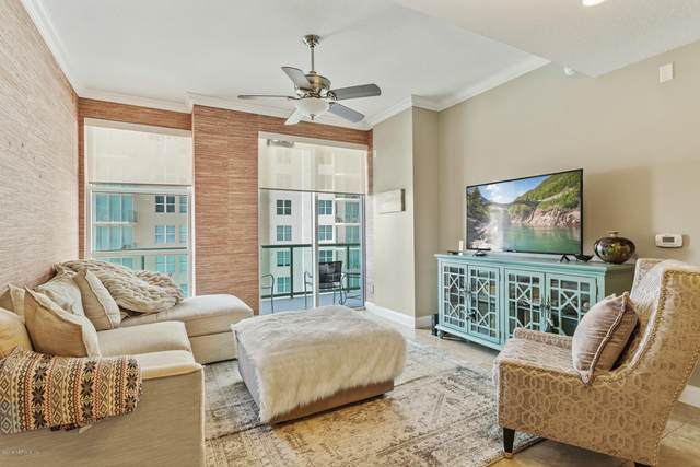 1431 Riverplace Blvd #1602, Jacksonville, FL 32207 (MLS #1039229) :: Memory Hopkins Real Estate