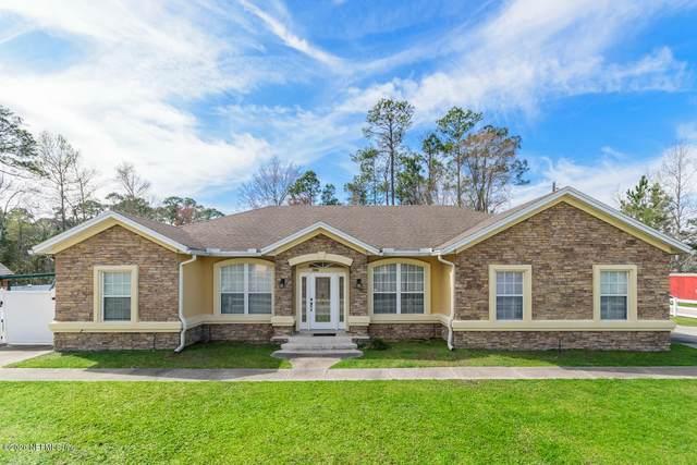 3606 Pemberton St, Jacksonville, FL 32224 (MLS #1039235) :: 97Park