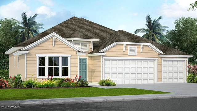 1233 Castle Trail Dr, St Johns, FL 32259 (MLS #1039313) :: Berkshire Hathaway HomeServices Chaplin Williams Realty
