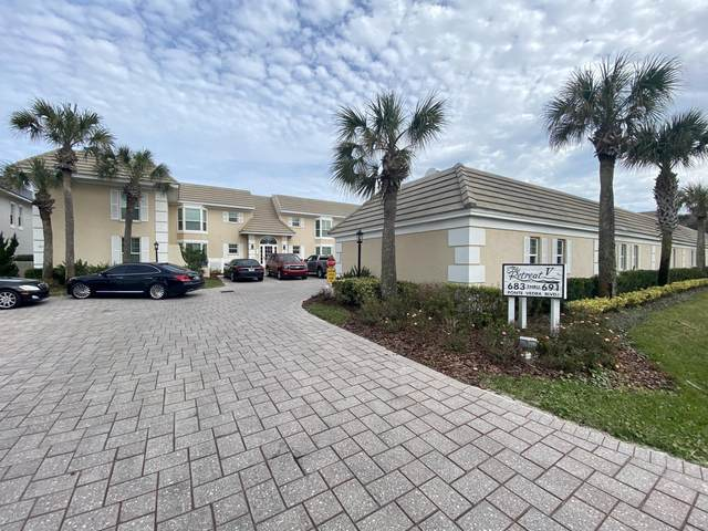 683 Ponte Vedra Blvd 683A, Ponte Vedra Beach, FL 32082 (MLS #1039353) :: Berkshire Hathaway HomeServices Chaplin Williams Realty