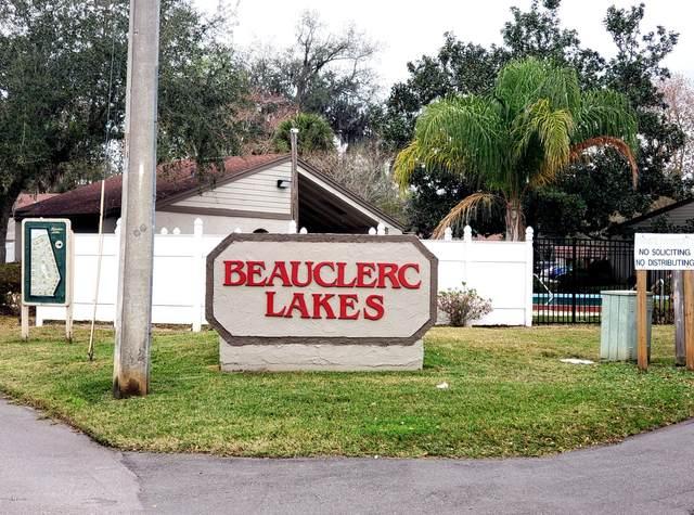 8300 Plaza Gate Ln #1153, Jacksonville, FL 32217 (MLS #1039403) :: The Hanley Home Team