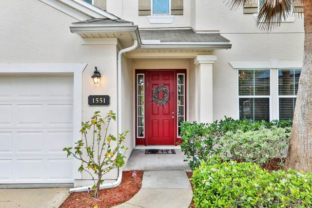 1551 Carpathian Dr, Jacksonville, FL 32218 (MLS #1039426) :: The DJ & Lindsey Team