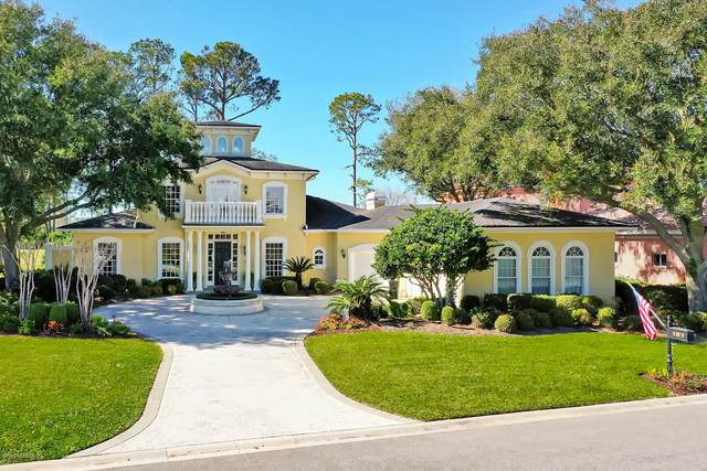 121 Sea Island Dr, Ponte Vedra Beach, FL 32082 (MLS #1039435) :: The Hanley Home Team
