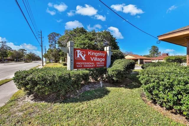 1543 Kingsley Ave Bldg #2, Orange Park, FL 32073 (MLS #1039454) :: The Hanley Home Team