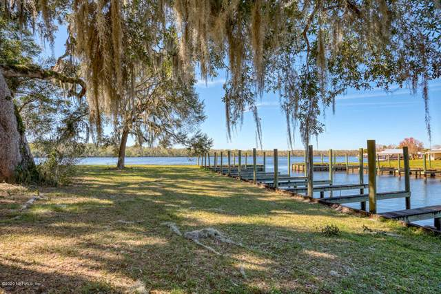 250 Sportsman Dr, Welaka, FL 32193 (MLS #1039459) :: The DJ & Lindsey Team