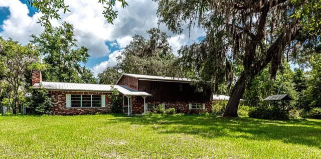 310 W River Rd, Palatka, FL 32177 (MLS #1039464) :: Memory Hopkins Real Estate