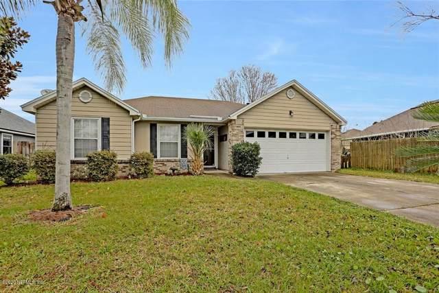 1915 Sutton Lakes Blvd, Jacksonville, FL 32246 (MLS #1039482) :: Memory Hopkins Real Estate