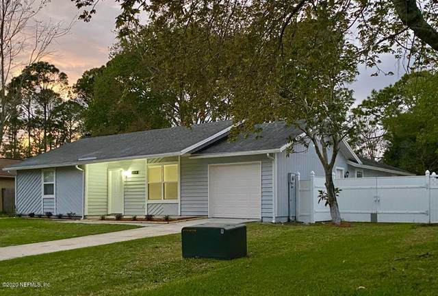 2834 Homestead Rd, Orange Park, FL 32065 (MLS #1039562) :: The Every Corner Team | RE/MAX Watermarke