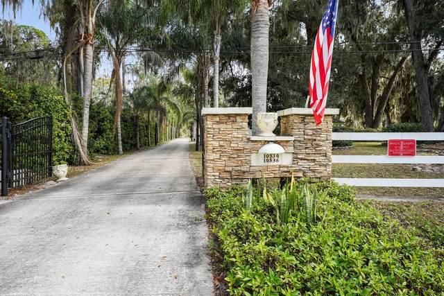 10536 County Rd 13 N, St Augustine, FL 32092 (MLS #1039585) :: CrossView Realty