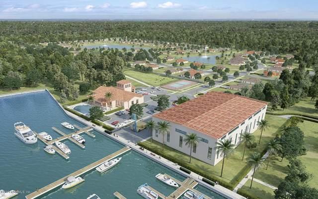13 Rio Vista Dr, Palm Coast, FL 32137 (MLS #1039595) :: Homes By Sam & Tanya