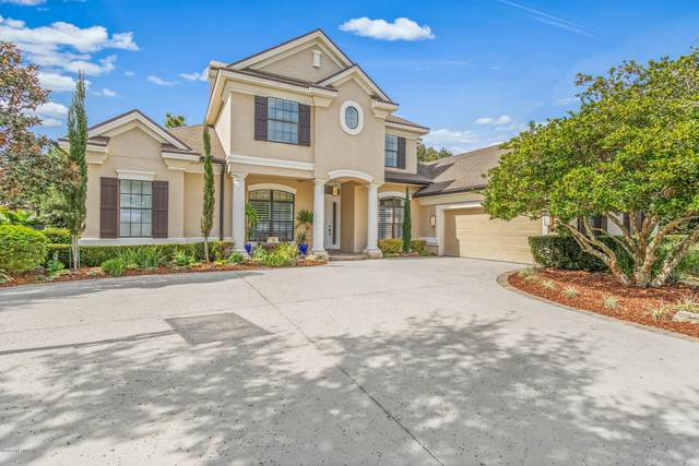 552 Le Master Dr, Ponte Vedra Beach, FL 32082 (MLS #1039598) :: Berkshire Hathaway HomeServices Chaplin Williams Realty
