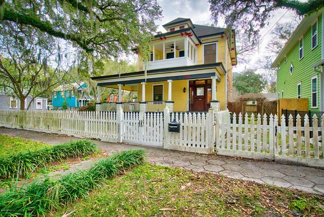 450 E 5TH St, Jacksonville, FL 32206 (MLS #1039635) :: EXIT Real Estate Gallery