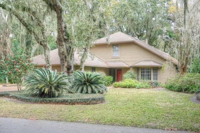 95 Sea Marsh Rd, Fernandina Beach, FL 32034 (MLS #1039647) :: Memory Hopkins Real Estate