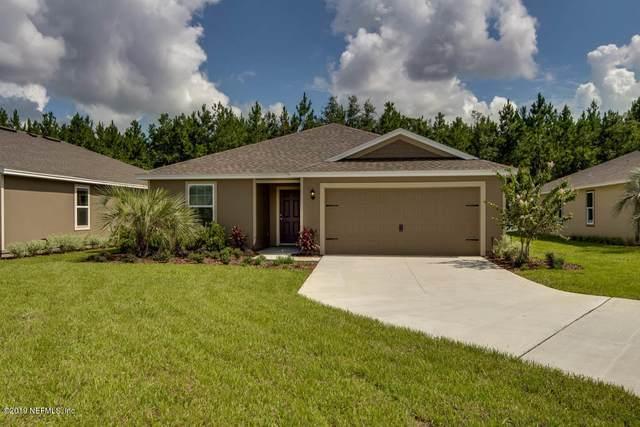 8683 Lake George Cir E, Macclenny, FL 32063 (MLS #1039654) :: Memory Hopkins Real Estate