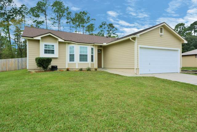 2160 Deer Run Ln, Fleming Island, FL 32003 (MLS #1039686) :: The DJ & Lindsey Team