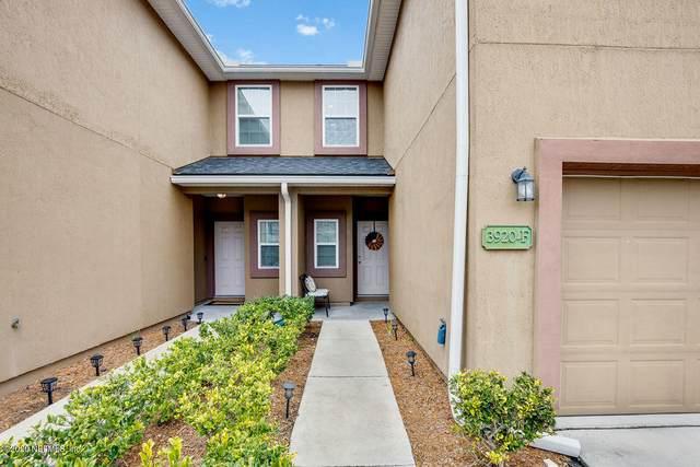 3920 Buckthorne Dr F, Orange Park, FL 32065 (MLS #1039693) :: EXIT Real Estate Gallery