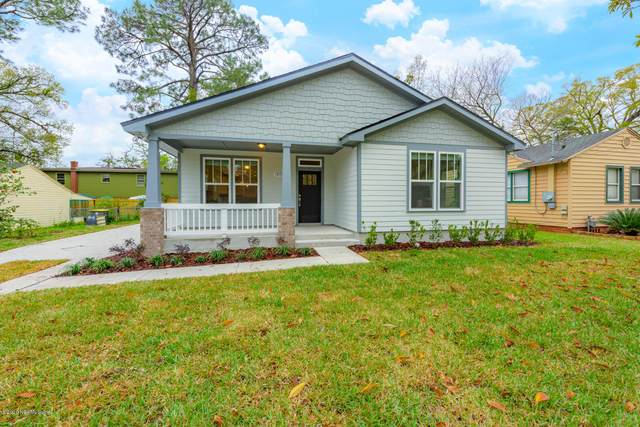 1272 Lechlade St, Jacksonville, FL 32205 (MLS #1039699) :: The Every Corner Team   RE/MAX Watermarke