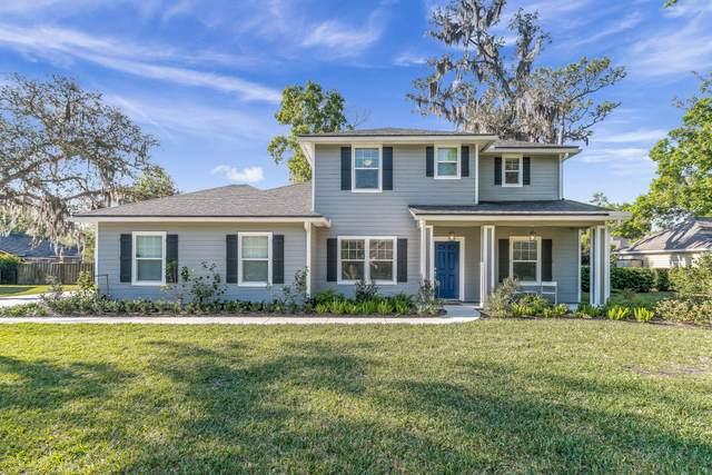 2616 Wrightson Dr, Jacksonville, FL 32223 (MLS #1039720) :: Memory Hopkins Real Estate