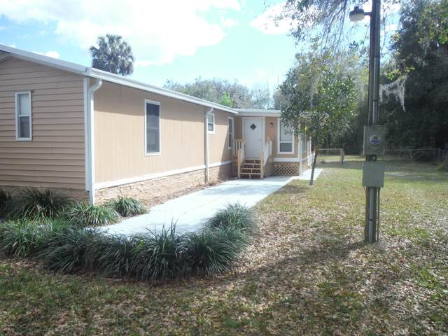 509 Oak St, Welaka, FL 32189 (MLS #1039828) :: The DJ & Lindsey Team