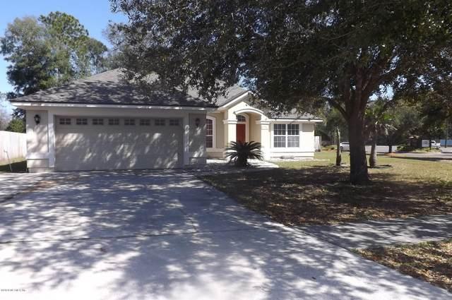 86006 Sand Hickory Trl, Yulee, FL 32097 (MLS #1039832) :: Berkshire Hathaway HomeServices Chaplin Williams Realty