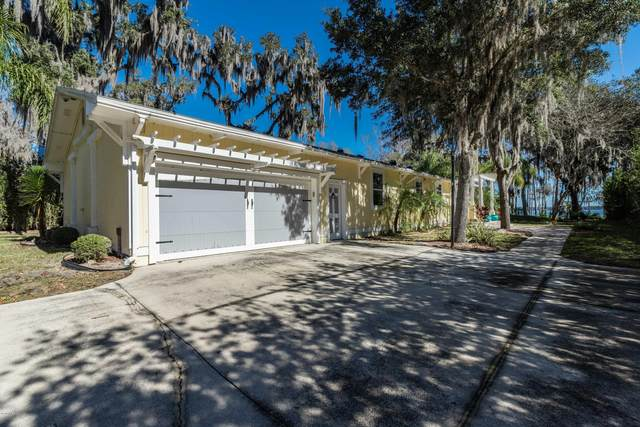 5367 Deer Island Rd, GREEN COVE SPRINGS, FL 32043 (MLS #1039849) :: The DJ & Lindsey Team