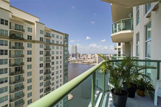 1431 Riverplace Blvd #2402, Jacksonville, FL 32207 (MLS #1039856) :: Memory Hopkins Real Estate