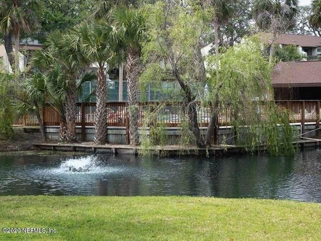 2694 Forest Ridge Dr 4A, Fernandina Beach, FL 32034 (MLS #1039859) :: The Perfect Place Team
