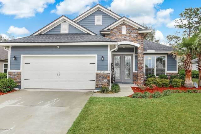 3457 Oglebay Dr Dr, GREEN COVE SPRINGS, FL 32043 (MLS #1039877) :: The DJ & Lindsey Team