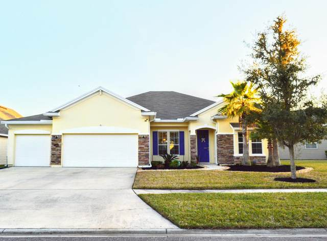 15864 Lexington Park Blvd, Jacksonville, FL 32218 (MLS #1039884) :: The DJ & Lindsey Team