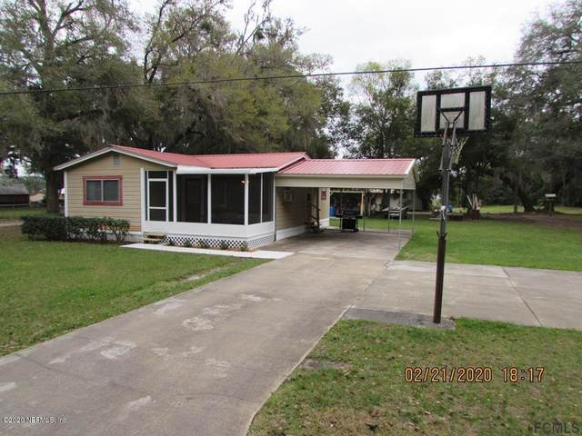 109 Park Ave, Pomona Park, FL 32181 (MLS #1039922) :: The DJ & Lindsey Team