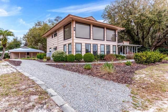 34 SE Nelson's Point, Keystone Heights, FL 32656 (MLS #1039950) :: The DJ & Lindsey Team