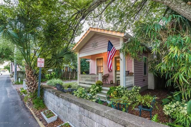 64 Marine St, St Augustine, FL 32084 (MLS #1039967) :: EXIT Real Estate Gallery