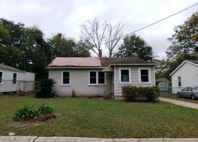8056 Lexington Dr, Jacksonville, FL 32208 (MLS #1039999) :: Memory Hopkins Real Estate