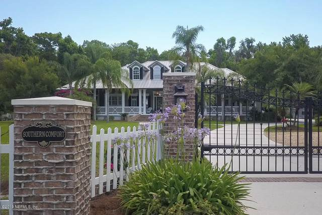 10650 County Rd 13 N, St Augustine, FL 32092 (MLS #1040039) :: The Perfect Place Team