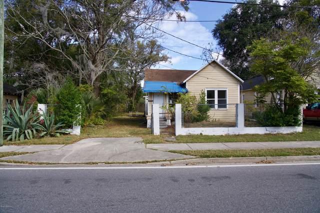 215 W 27TH St, Jacksonville, FL 32206 (MLS #1040046) :: CrossView Realty