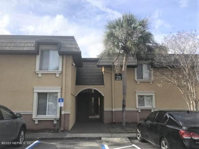 355 Monument Rd 21 E2, Jacksonville, FL 32225 (MLS #1040076) :: Oceanic Properties