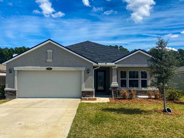 128 Old Field Ln, St Augustine, FL 32092 (MLS #1040081) :: Memory Hopkins Real Estate