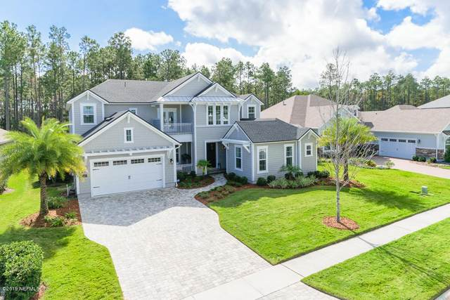 129 Outlook Dr, Ponte Vedra Beach, FL 32081 (MLS #1040102) :: The Perfect Place Team