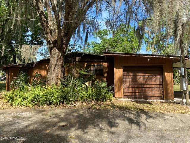 152 Wooten Rd, Crescent City, FL 32112 (MLS #1040205) :: The DJ & Lindsey Team