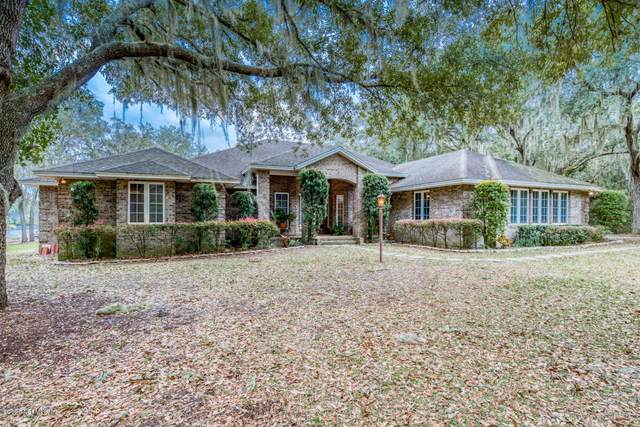 605 Faver Dykes Rd, St Augustine, FL 32086 (MLS #1040268) :: EXIT Real Estate Gallery