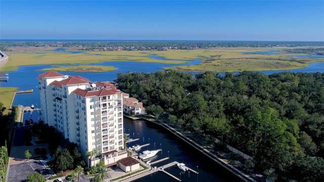 14402 Marina San Pablo Pl #804, Jacksonville, FL 32224 (MLS #1040409) :: Homes By Sam & Tanya